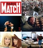 Photographies de Paris Match